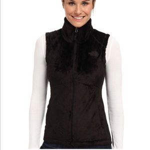 The North Face Black Osito Vest S